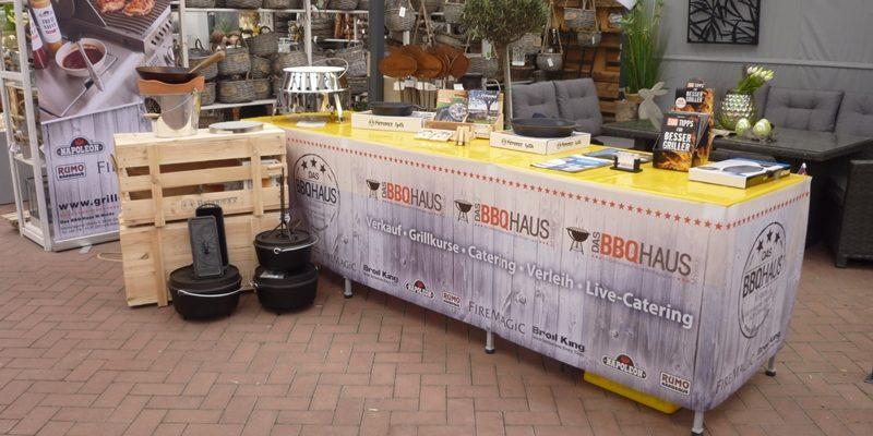 Frühlingsmarkt Wolfhagen Das BBQ-Haus M. Weide