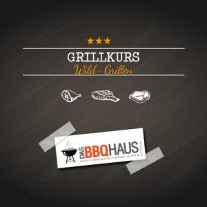 Grillkurs Wild-Grillen